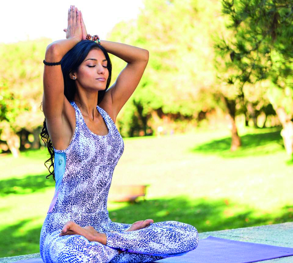 Meditar; Yoga
