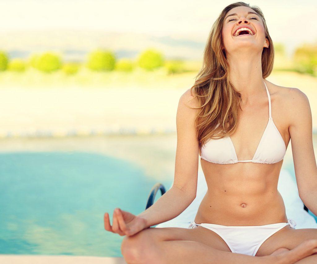 Yoga do Riso - vamos praticar?