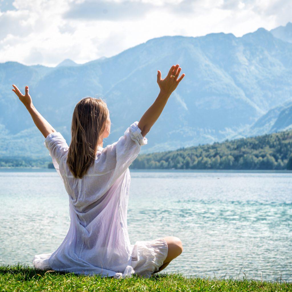Yoga e ansiedade: Exercício prático